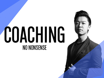 Advertentie: No-Nonsense 1-op-1 Coaching