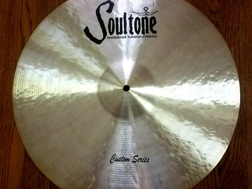 """Selling with online payment: Soultone 19"""" Ride Custom Series New, never played"""