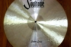 "Selling with online payment: Soultone 19"" Ride Custom Series New, never played"