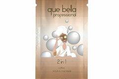 Buy Now: Que Bella 2-In-1 Coffee Scrub & Mud Mask 0.5oz