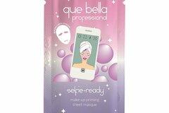 Buy Now: Que Bella Selfie Ready Make Up Priming Facial Sheet – .5 Oz