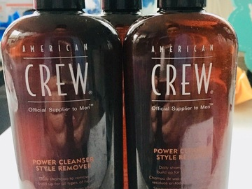 Buy Now: American Crew Power Cleanser Style Remover