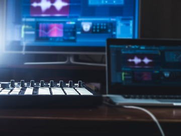 Online Payment - Group Session - Pay per Session: How to Make Music Digitally