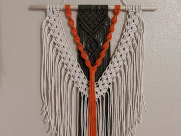 Selling with online payment: Macrame Wall Hanging