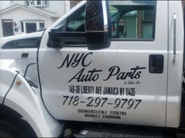 Service, Parts & Accessories: NYC Auto Parts & Glass Inc