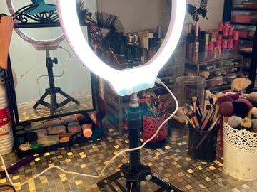 Venta: Aro de luz con tripode