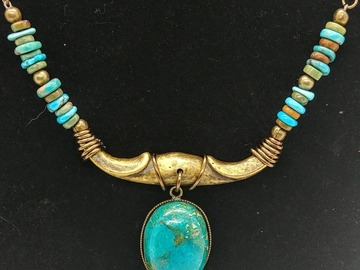 Selling with online payment: Turquoise Splendor