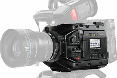Renting out with online payment: Blackmagic URSA Mini PRO 4.6K G2 & more