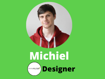 .: ImmoFILTER designer - Michiel