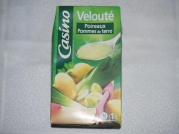 Don: Soupe Velouté Poireaux - Pommes de terre