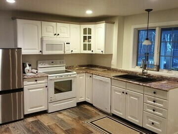 Offering without online payment: Terra Brazil Painting Kitchen Cabinet Painters at Seattle
