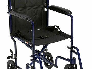 RENTAL: Rent Transport Wheelchair in Miami