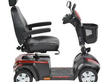 RENTAL: Rent Scooter in Miami (4 Wheel Scooter)