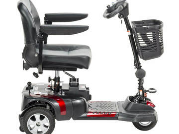 RENTAL: Rent Mobility Scooter in Miami (3 wheel scooter)