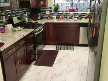 Offering without online payment: Garcia's House Cleaning Kitchen Cabinet  Painters at San
