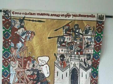 Verkaufen: Cantigas de Santa María entièrement doublé Médiévale