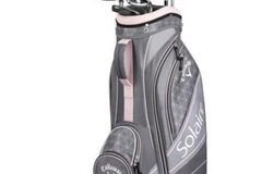 For Rent: Callaway Ladies Solaire 18 Package Set For Rent $69/ per day