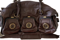 For Sale: MIMCO: Very Rare 3 Button Pocket Travel Bag