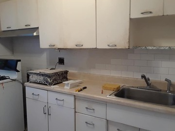 Offering without online payment: Italian Painting Co Kitchen Cabinet Painters in Brooklyn