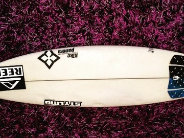 Renting out: 5,11 Shortboard  Styling 26 litres