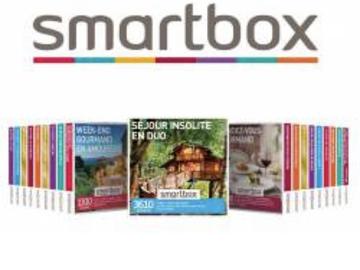 Vente: Bon d'achat Smartbox (342€)