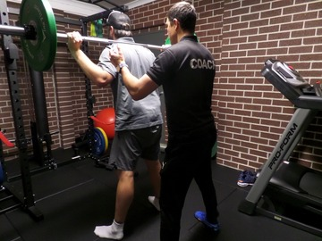 Private Session Offering: Online Personal Training