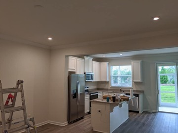 Offering without online payment: Yoder Painting Services Kitchen Cabinet Painters in Bradenton