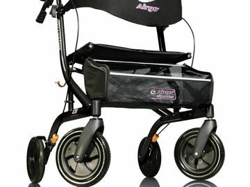 SALE: Airgo eXcursion X20 Lightweight Side-fold Rollator