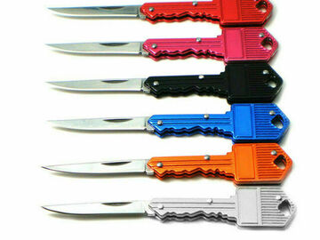 Selling with online payment: Key knives