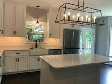 Offering without online payment: Custom Creation Home Improvment Kitchen Cabinet Painter in Dayton