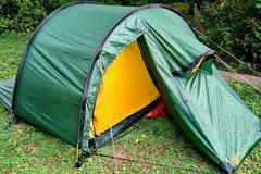 Vuokrataan (päivä): Hilleberg Nammatj 3 teltta