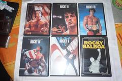 Vente: Collection de DVD Rocky Balboa