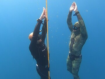 Freediving courses: PADI Freediver Course in Quepos, Costa Rica