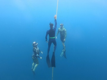 Freediving courses: PADI Advanced Freediver Course in Quepos, Costa Rica