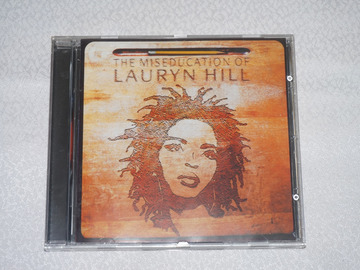 Vente: Album CD - The miseducation of LAURYN HILL