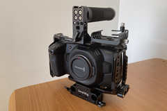 Renting out with online payment: Blackmagic Pocket Cinema Camera 4K