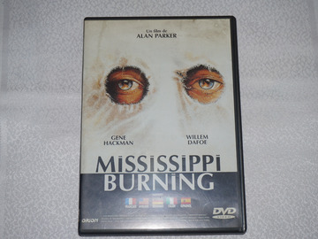 Vente: DVD de MISSISSIPI Burning