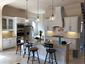 Offering without online payment: JPR Painting & Renovations Kitchen Cabinet Painters in Wylie