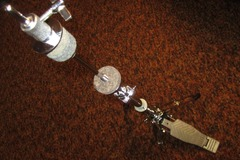 Selling with online payment: Hi Hat Stand ROCK/Pearl Swivel Base Complete Solid Ready to Gig R