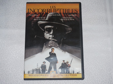 Vente: Film dvd - Les incorruptibles