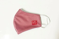 Liquidation/Wholesale Lot: 50 Ct 3-PLY Reusable Cloth Face Mask (PINK)