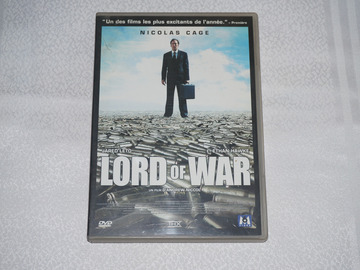 Vente: Film dvd - Lord of War