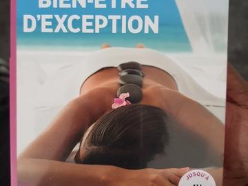 """Vente: Wonderbox """"Bien-être d'exception"""" (74,90€)"""
