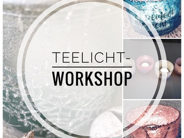Workshop Angebot (Termine): Glas Upcycling Workshop