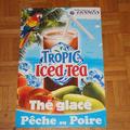 Vente: Panneau publicitaire de la marque TROPICO