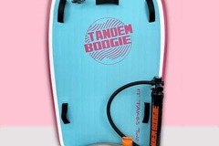 For Rent: Tandem Boogie Inflatable Bodyboard for Two People