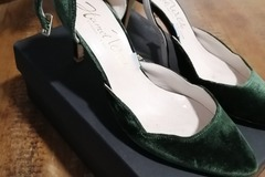 Ilmoitus: Harriet Wilde n kengät