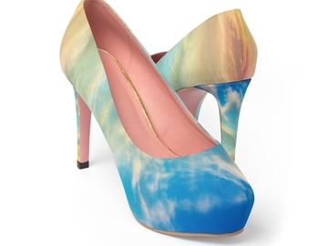 Buy Now: Oceania Women Platform Heels (Lot Retail $1,499.95)