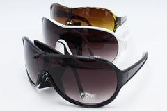 Liquidation/Wholesale Lot: Dozen Womens Oversize Designer Inspired Sunglasses