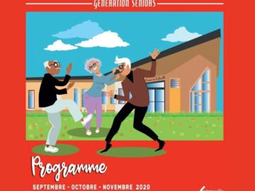 """Actualité: Découvréz le programme pour """"Génération Sénior3"""